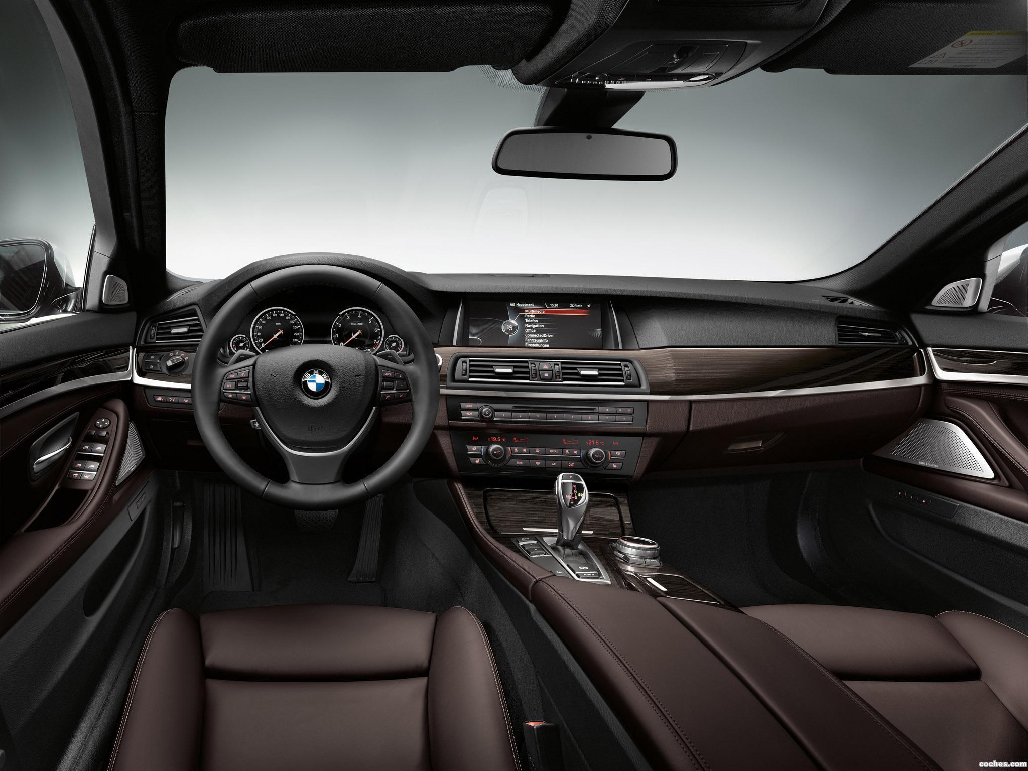 Foto 30 de BMW Serie 5 535i Sedan Luxory Line 2013