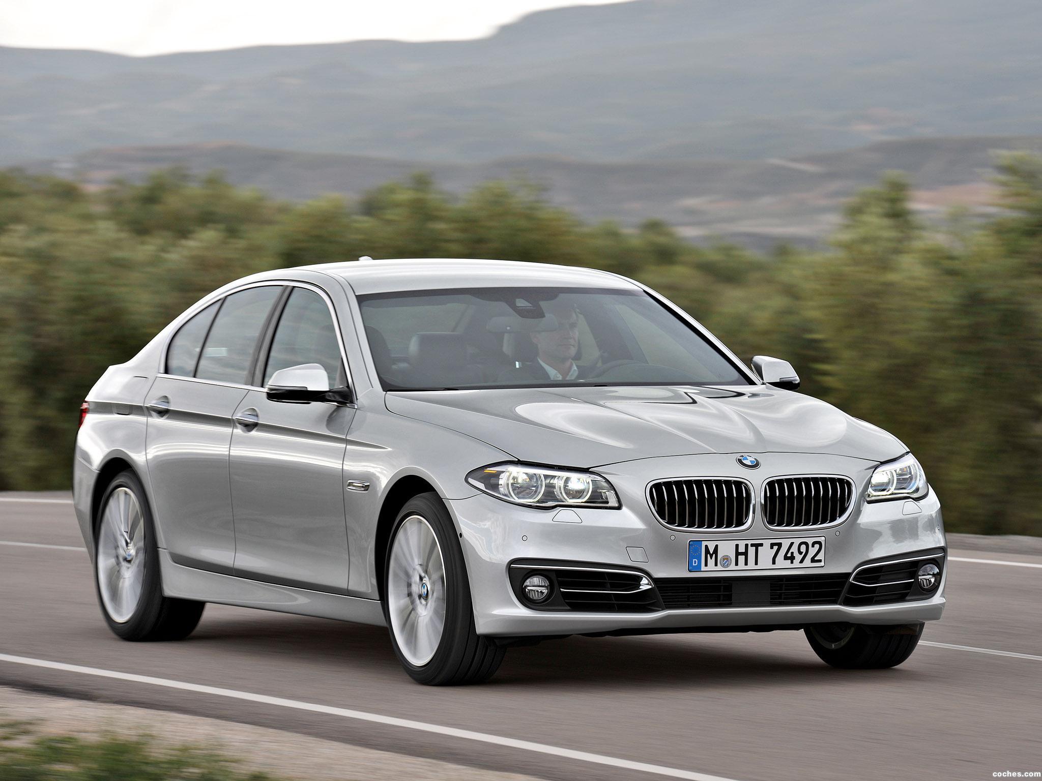 Foto 0 de BMW Serie 5 535i Sedan Luxory Line 2013