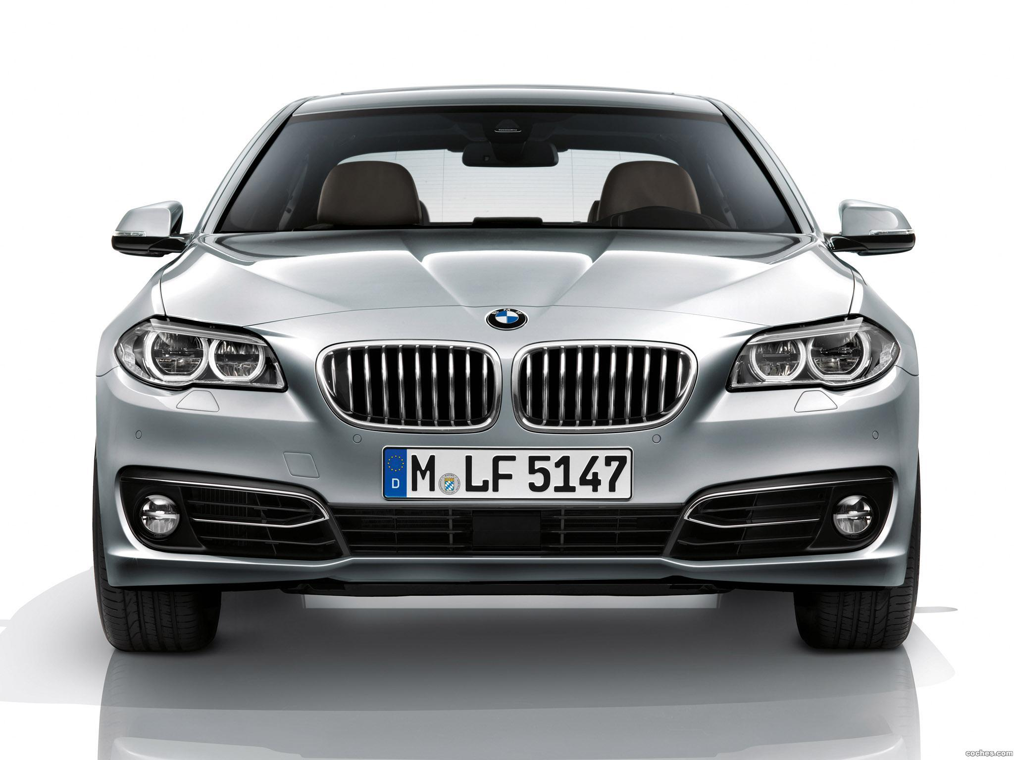 Foto 25 de BMW Serie 5 535i Sedan Luxory Line 2013