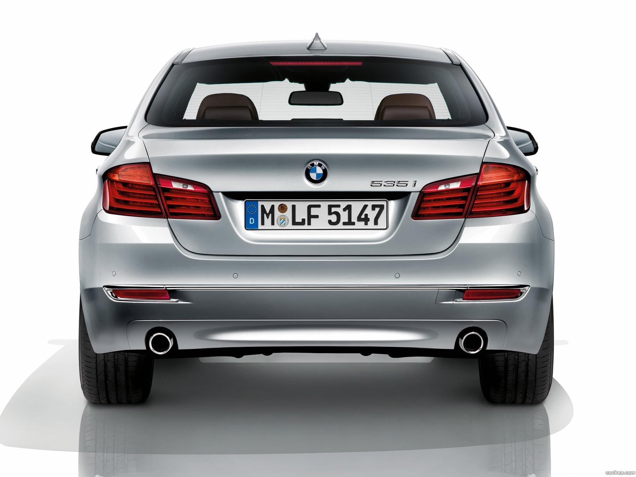 Foto 24 de BMW Serie 5 535i Sedan Luxory Line 2013