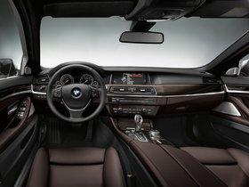 Ver foto 31 de BMW Serie 5 535i Sedan Luxory Line 2013