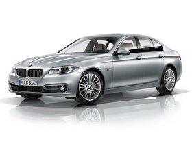Ver foto 22 de BMW Serie 5 535i Sedan Luxory Line 2013