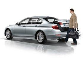 Ver foto 21 de BMW Serie 5 535i Sedan Luxory Line 2013