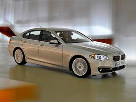 Ver foto 20 de BMW Serie 5 535i Sedan Luxory Line 2013