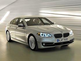 Ver foto 19 de BMW Serie 5 535i Sedan Luxory Line 2013