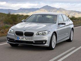 Ver foto 18 de BMW Serie 5 535i Sedan Luxory Line 2013