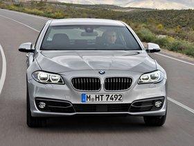 Ver foto 17 de BMW Serie 5 535i Sedan Luxory Line 2013