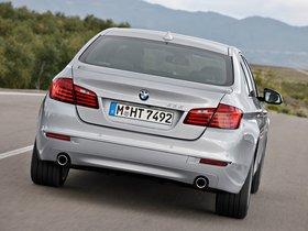 Ver foto 16 de BMW Serie 5 535i Sedan Luxory Line 2013