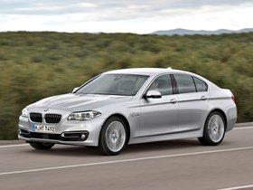 Ver foto 15 de BMW Serie 5 535i Sedan Luxory Line 2013