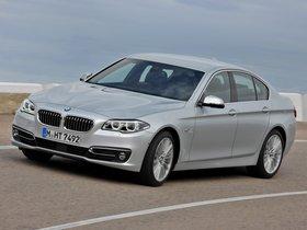 Ver foto 13 de BMW Serie 5 535i Sedan Luxory Line 2013