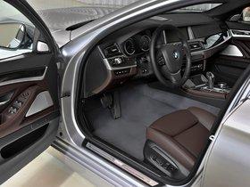 Ver foto 30 de BMW Serie 5 535i Sedan Luxory Line 2013