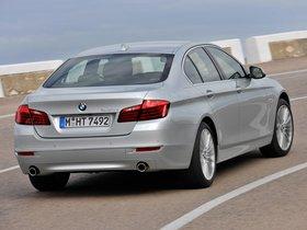 Ver foto 12 de BMW Serie 5 535i Sedan Luxory Line 2013
