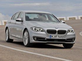 Ver foto 11 de BMW Serie 5 535i Sedan Luxory Line 2013