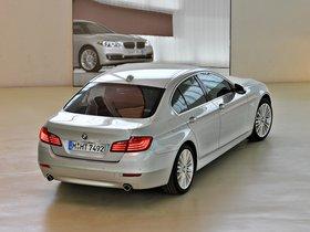Ver foto 10 de BMW Serie 5 535i Sedan Luxory Line 2013