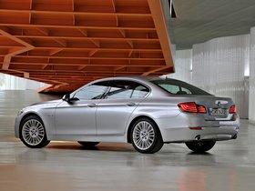 Ver foto 9 de BMW Serie 5 535i Sedan Luxory Line 2013
