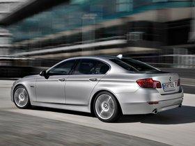 Ver foto 8 de BMW Serie 5 535i Sedan Luxory Line 2013
