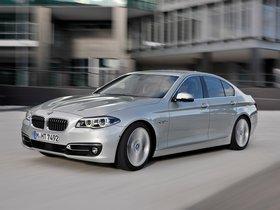 Ver foto 6 de BMW Serie 5 535i Sedan Luxory Line 2013