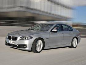 Ver foto 4 de BMW Serie 5 535i Sedan Luxory Line 2013