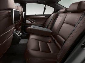 Ver foto 29 de BMW Serie 5 535i Sedan Luxory Line 2013