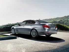 Ver foto 2 de BMW Serie 5 535i Sedan Luxory Line 2013