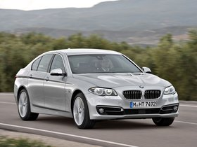 Fotos de BMW Serie 5 535i Sedan Luxory Line 2013