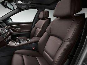 Ver foto 28 de BMW Serie 5 535i Sedan Luxory Line 2013
