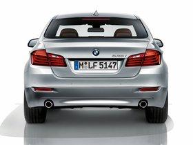 Ver foto 25 de BMW Serie 5 535i Sedan Luxory Line 2013