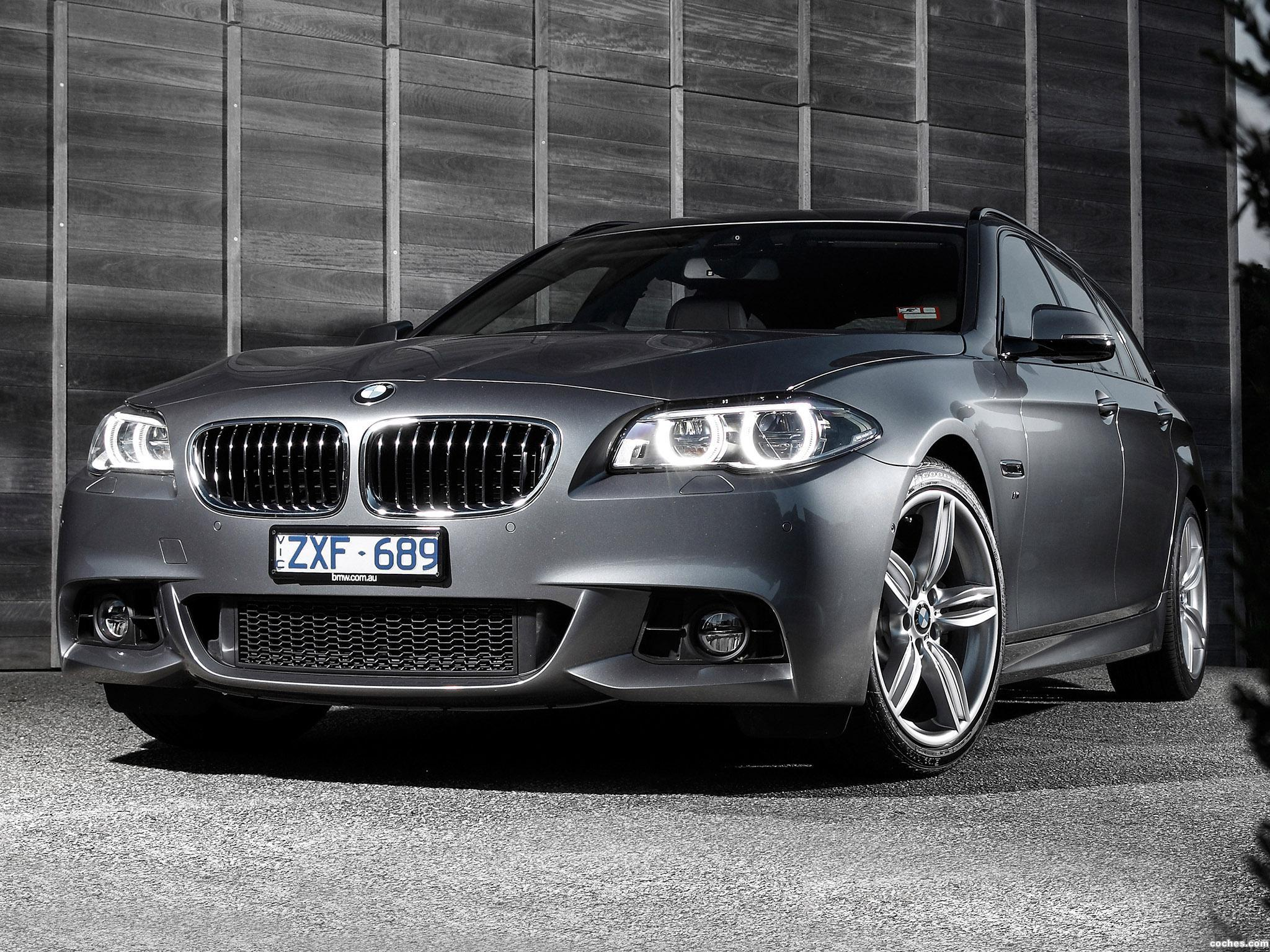 Foto 0 de BMW Serie 5 535i Touring M Sport Package F11 Australia 2014
