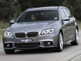 Ver foto 2 de BMW Serie 5 535i Touring M Sport Package F11 Australia 2014