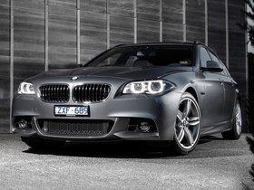 Ver foto 1 de BMW Serie 5 535i Touring M Sport Package F11 Australia 2014