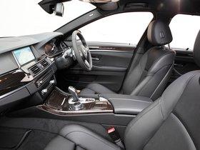 Ver foto 10 de BMW Serie 5 535i Touring M Sport Package F11 Australia 2014
