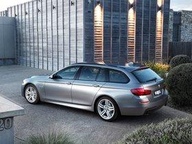 Ver foto 7 de BMW Serie 5 535i Touring M Sport Package F11 Australia 2014