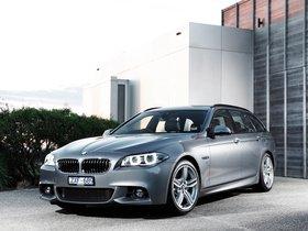 Ver foto 6 de BMW Serie 5 535i Touring M Sport Package F11 Australia 2014