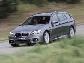 Ver foto 5 de BMW Serie 5 535i Touring M Sport Package F11 Australia 2014