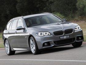 Ver foto 3 de BMW Serie 5 535i Touring M Sport Package F11 Australia 2014