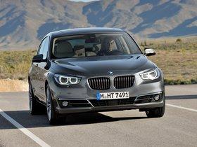 Ver foto 3 de BMW Serie 5 535i xDrive Gran Turismo Luxory Line 2013