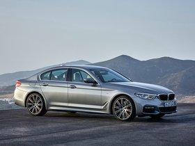 Ver foto 20 de BMW Serie 5 540i Sedan M Sport G30 2017