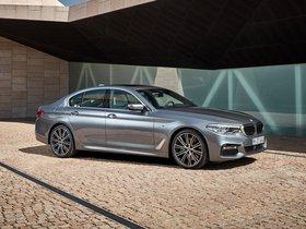 Ver foto 16 de BMW Serie 5 540i Sedan M Sport G30 2017
