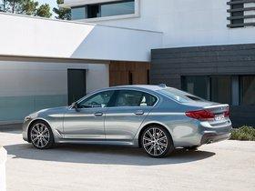 Ver foto 14 de BMW Serie 5 540i Sedan M Sport G30 2017