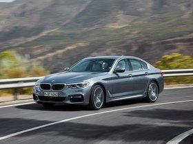 Ver foto 11 de BMW Serie 5 540i Sedan M Sport G30 2017