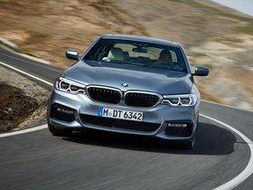 Ver foto 10 de BMW Serie 5 540i Sedan M Sport G30 2017