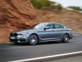 Ver foto 8 de BMW Serie 5 540i Sedan M Sport G30 2017