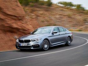 Ver foto 6 de BMW Serie 5 540i Sedan M Sport G30 2017
