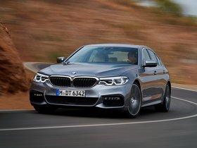 Ver foto 5 de BMW Serie 5 540i Sedan M Sport G30 2017