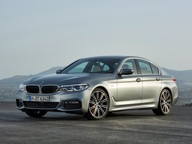 Fotos de BMW Serie 5 540i Sedan M Sport G30 2017