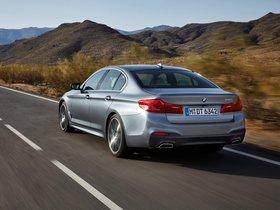 Ver foto 24 de BMW Serie 5 540i Sedan M Sport G30 2017