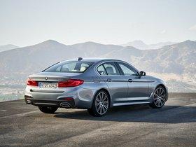 Ver foto 22 de BMW Serie 5 540i Sedan M Sport G30 2017
