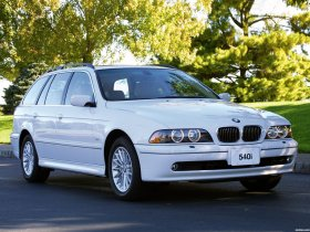 Fotos de BMW Serie 5 540i Touring E39 1997