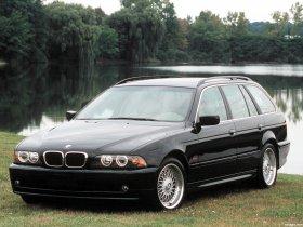 Ver foto 11 de BMW Serie 5 540i Touring E39 1997