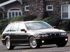 Ver foto 10 de BMW Serie 5 540i Touring E39 1997